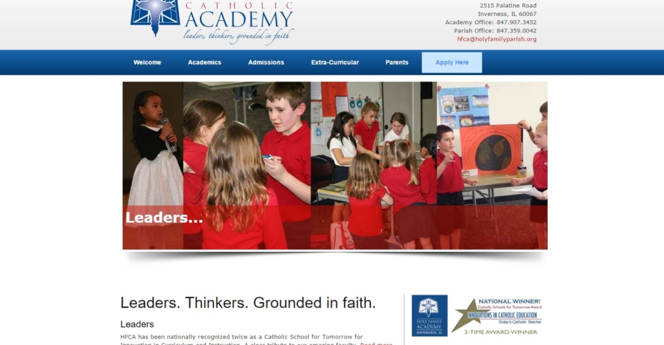 Holy Family Catholic Academy