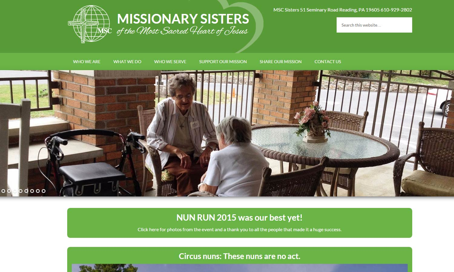 Missionary Sisters of the Most Sacred Heart