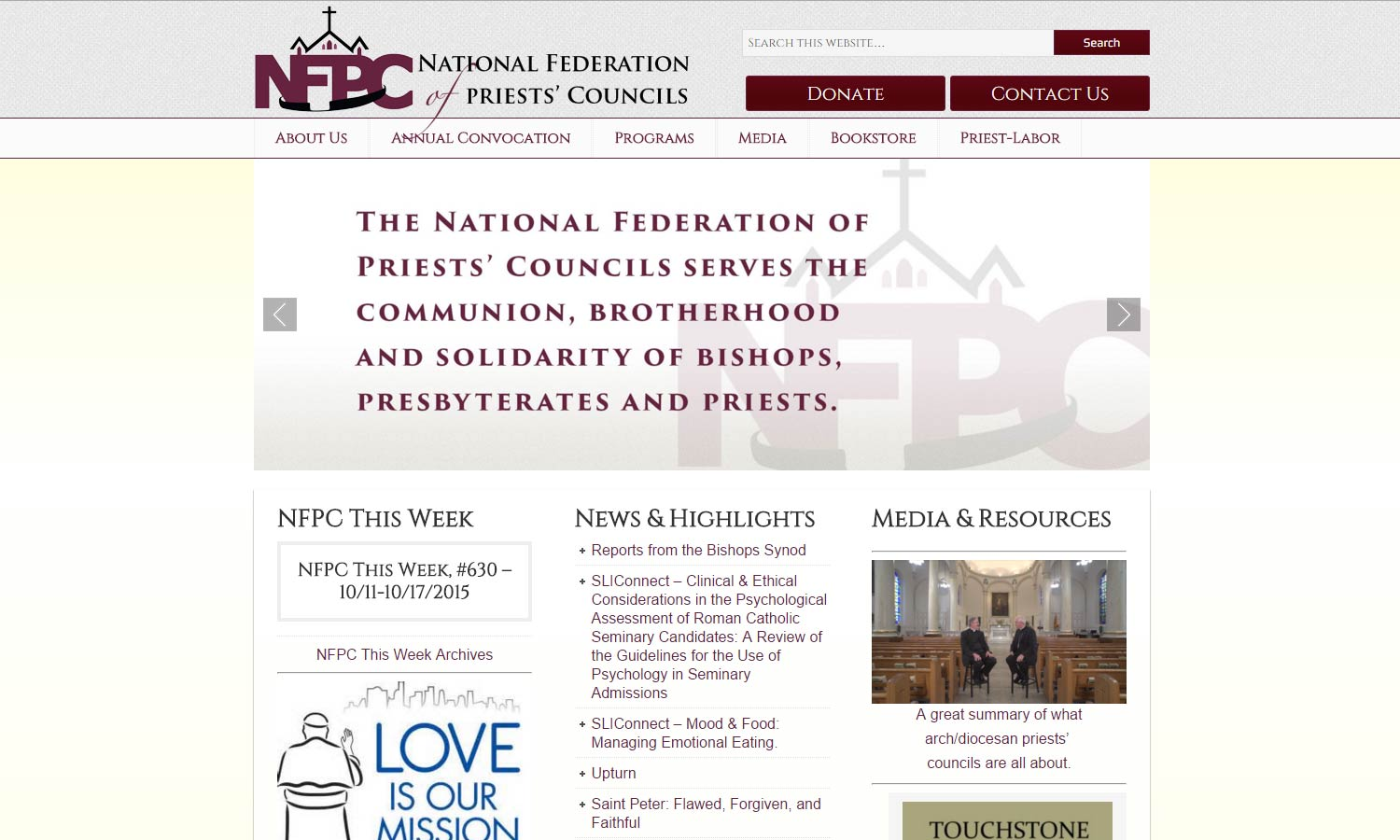 National Federation of Priests' Councils