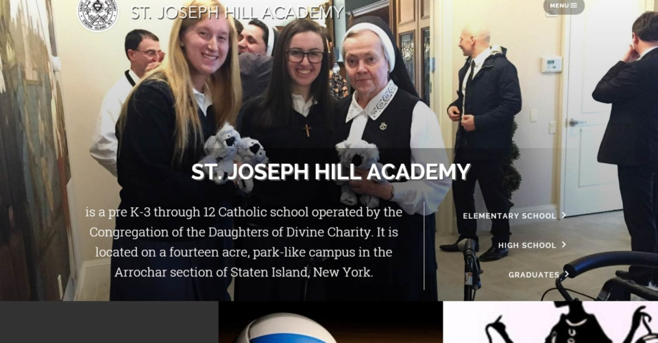 St. Joseph Hill Academy