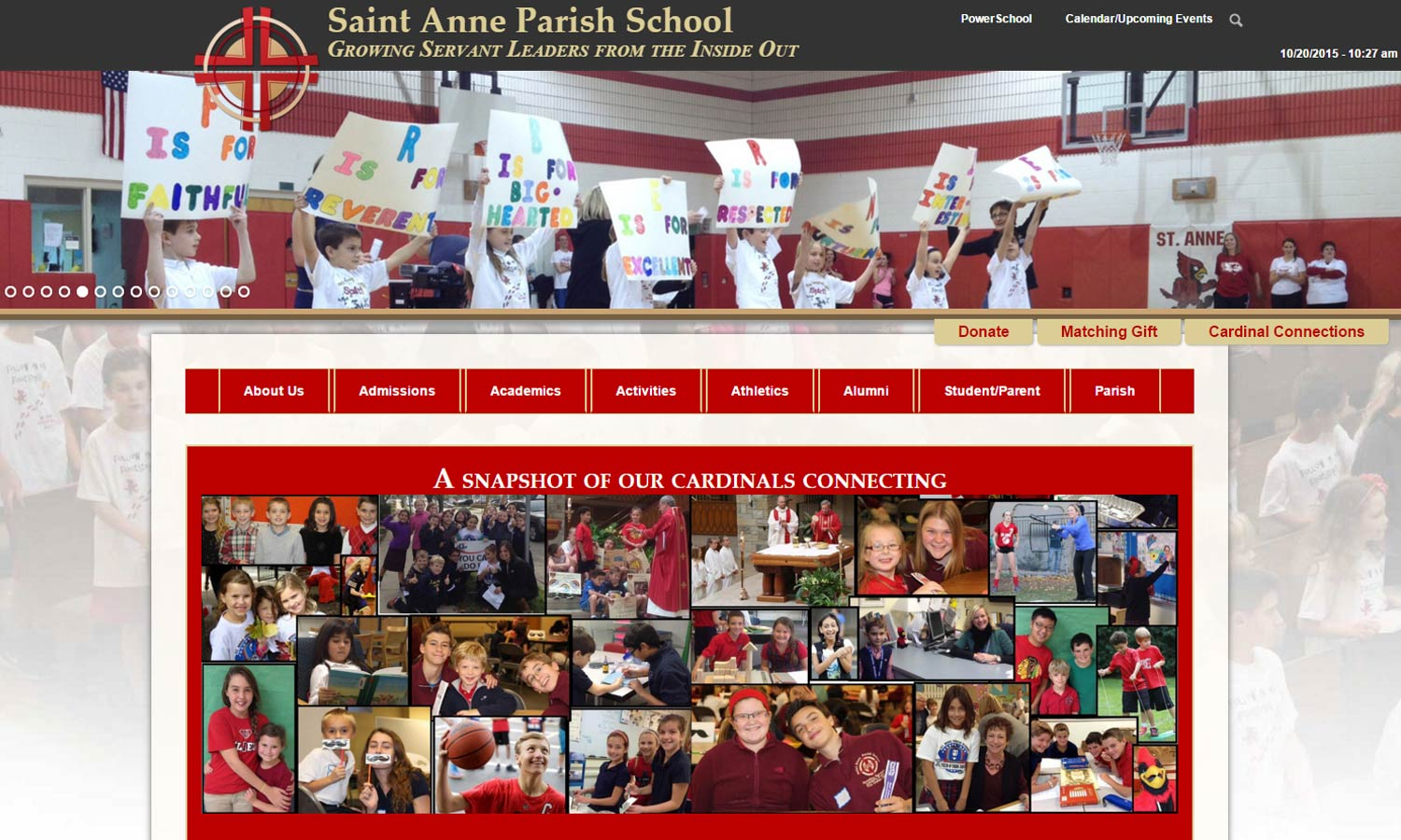St. Anne Catholic Community School