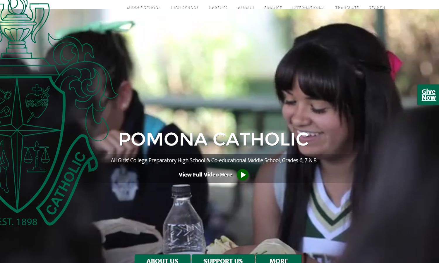 Pomona Catholic