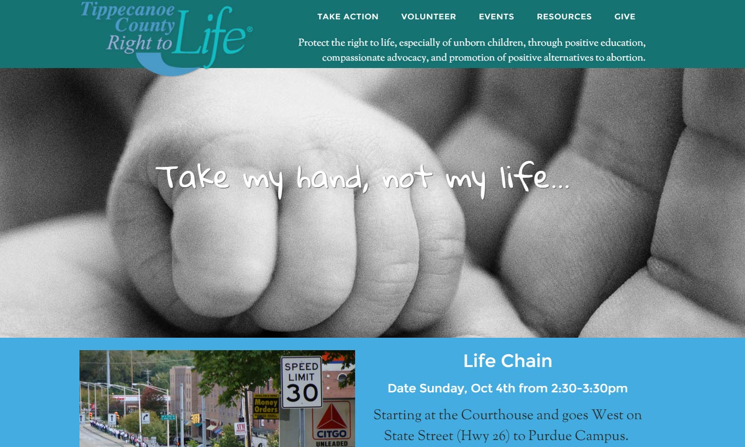 Tippecanoe County Right to Life
